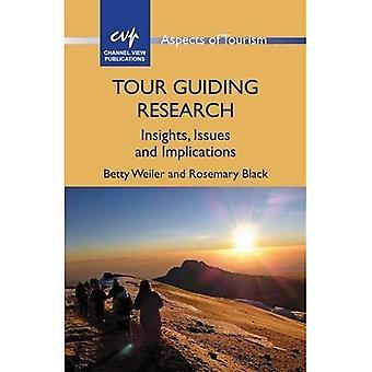 Tour leidende onderzoek: Inzichten, problemen en gevolgen (aspecten van het toerisme)