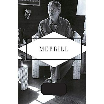 James Merrill Poems (Everyman's Library POCKET POETS)