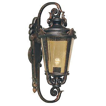 Baltimore wand lantaarn groot - Elstead verlichting