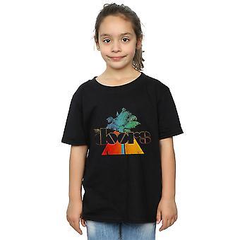 Dører jentene Palm trekant t-skjorte