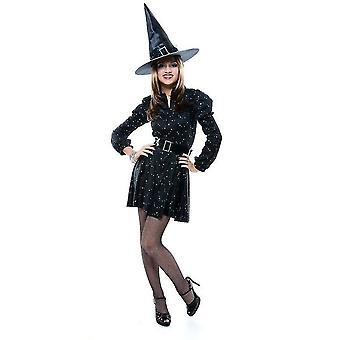 Elegant Witch Teen Costume