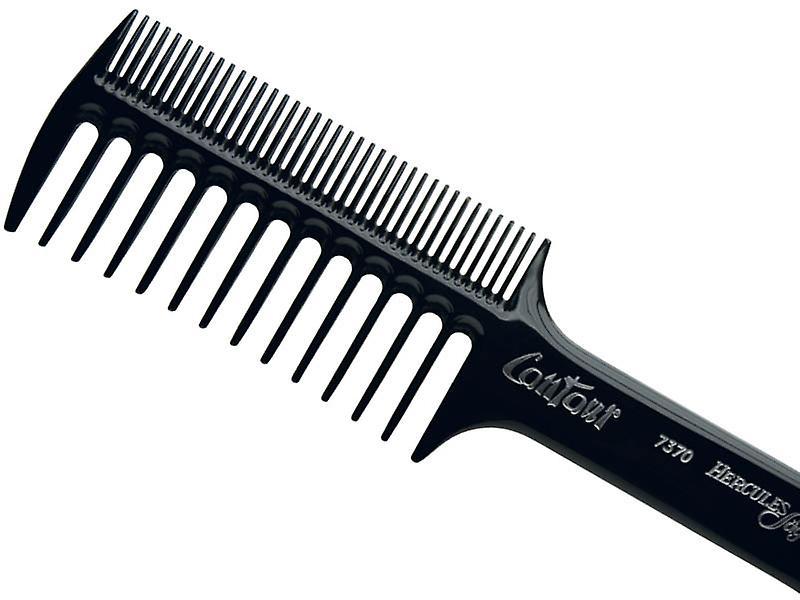 "Hercules Sagemann Contour Hair Comb Seamless 9"""