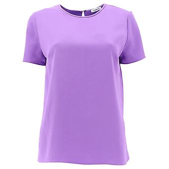 P.a.r.o.s.h. Purple Polyester T-shirt
