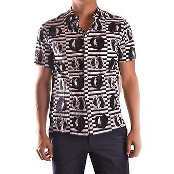 Marc Jacobs Black Cotton Shirt
