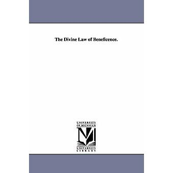 The Divine Law of Beneficence. by Cooke & Parsons