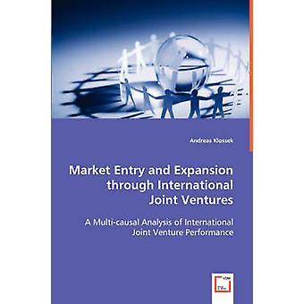 Entrada en el mercado y la expansión a través de Joint-Ventures internacionales por Klossek y Andreas