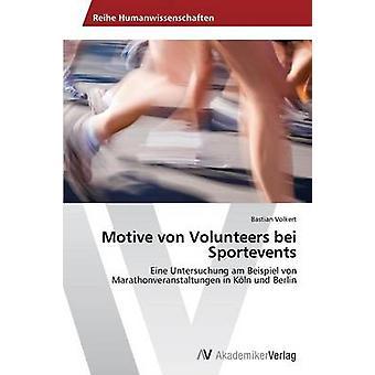 Motiv von frivillige bei Sportevents av Volkert Bastian