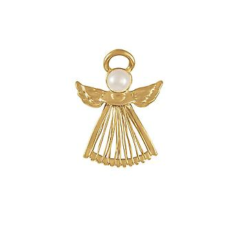 Eternal Collection Guardian Angel Gold Costume Brooch