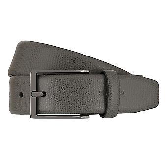 Ceintures pour hommes de Strellson ceintures cuir cuir ceinture gris 7943