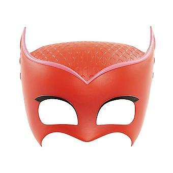 PJ Masken Charakter Masken Owlette - rot