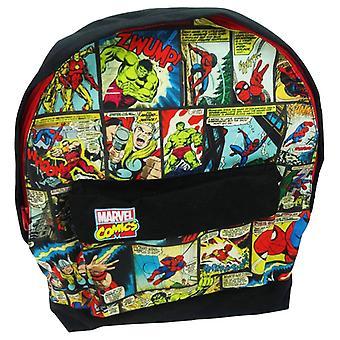 Children's Marvel Comics Retro Style Backpack