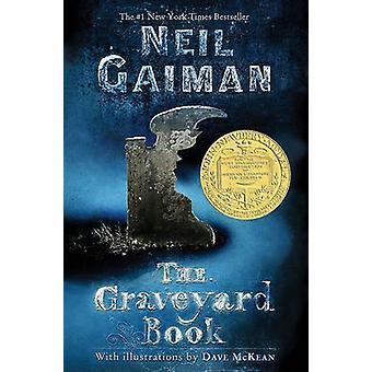 The Graveyard Book by Neil Gaiman - Dave McKean - 9780060530921 Book