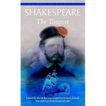 The Tempest by William Shakespeare - David Bevington - 9780553213072