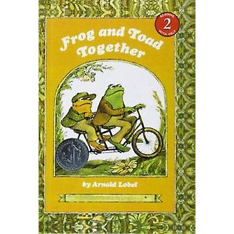Frog and Toad Together by Arnold Lobel - 9780812429145 Book