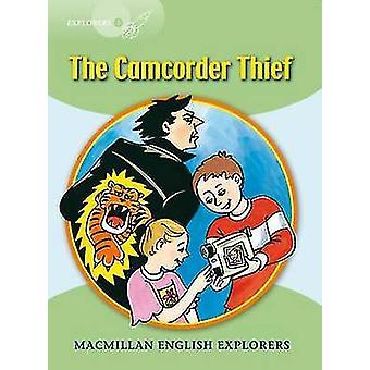 Explorers 3c - 3c - The Camcorder Thief by Louis Fidge - 9781405060110
