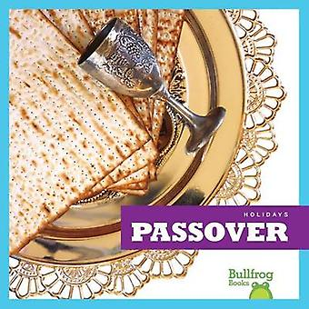Passover by R J Bailey - 9781620313565 Book
