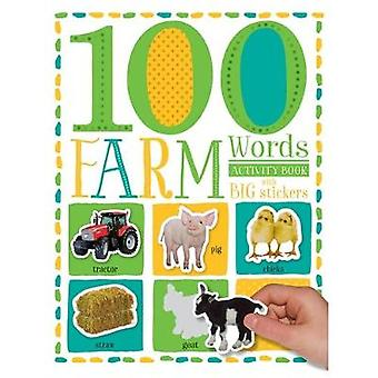 100 Farm Words - 9781786929624 Book