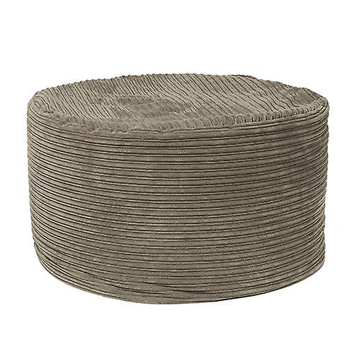 Steel 'the Round Bean Bag Cord Classic Large Jumbo Mommoth' rBWoxCde