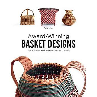 AwardWinning Basket Designs by Pati English