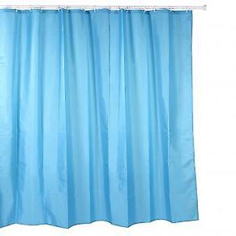 Tatay Polyester shower curtain 220 X 200 Blue (DIY , Hardware)