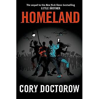 Homeland by Cory Doctorow - 9780765333704 Book