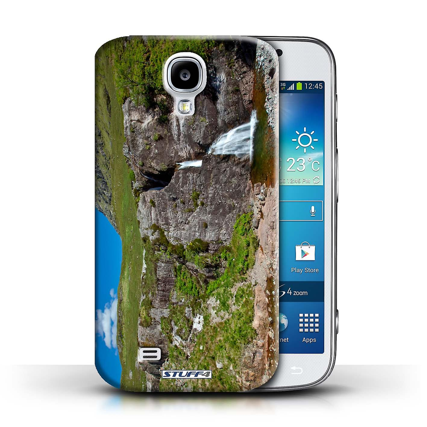 stuff4 case cover for samsung galaxy s4 siv waterfall. Black Bedroom Furniture Sets. Home Design Ideas