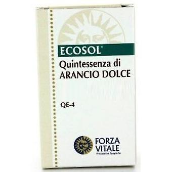 Forza Vitale fünfte Essenz Orange (Arancio) 10 Ml.