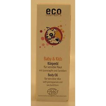Eco Cosmetics Baby Body Oil 100Ml (Childhood , Cosmetics , Creams)