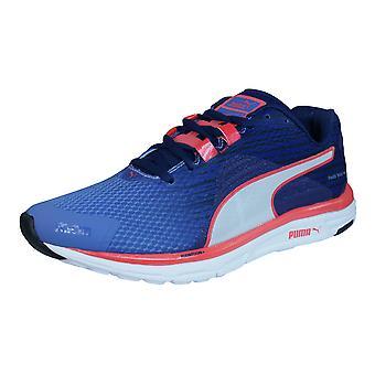Puma Faas 500 v4 Womens Running scarpe da ginnastica / scarpe - Denim