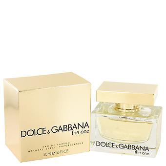 The One By Dolce & Gabbana Edp Spray 50ml