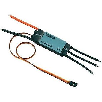 Modelcraft Operating voltage continuous current connector system JR