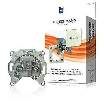 Hirschmann Wall plug Catv - 15 Db construction and assembly Integrated
