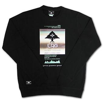 Lrg Tree Blend Sweatshirt Black