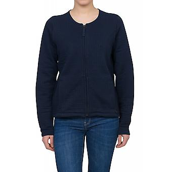 Lee full Zip Jacket ladies summer jacket Blau L53ZGXMM