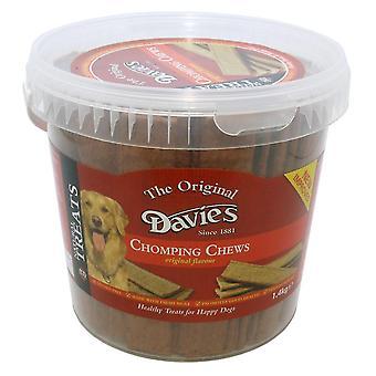 Davies tygger oksekød 1,4 kg krukke