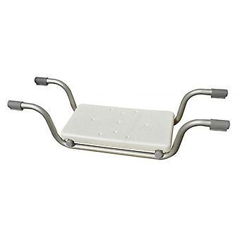 Banc de baignoire en aluminium pour un poids jusqu'à 150kg s'adapte la plupart bains face parallèle de 700mm