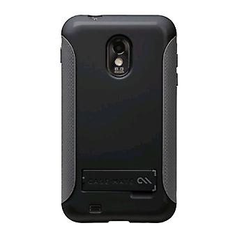 Case-Mate Pop! Case with Stand for Samsung Galaxy S2 Epic 4 Touch SPH-D710 - Bla