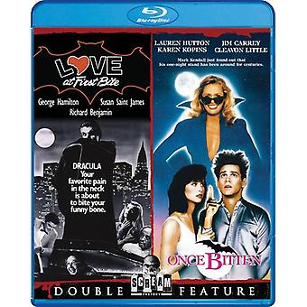 Love at First Bite / Once Bitten [BLU-RAY] USA import