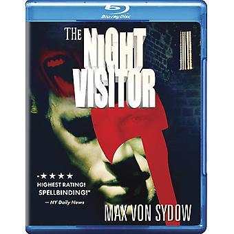 Nat besøgende [Blu-ray] USA importerer