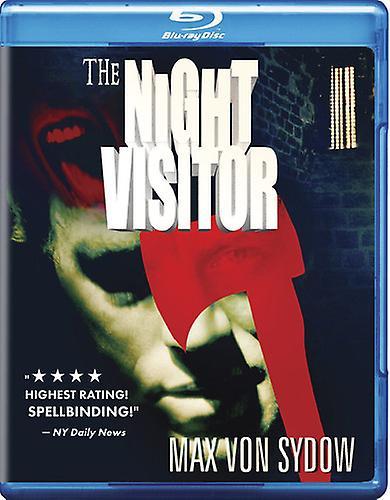 Night Visitor [Blu-ray] USA import
