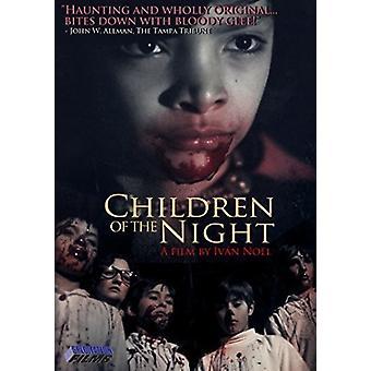 Børn af natten [DVD] USA importerer