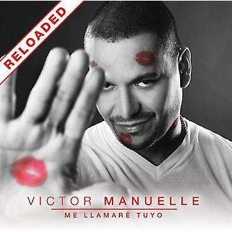 Victor Manuelle - mig Llamare Tuyo Reloaded [CD] USA import