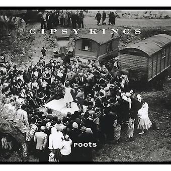 Gipsy konger - rødder [CD] USA importerer