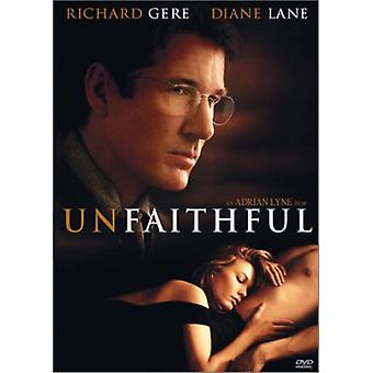 Unfaithful [DVD] USA import