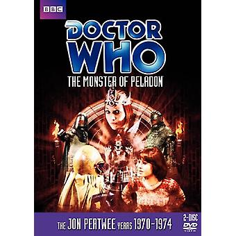 Doctor Who - Doctor Who: Monster of Peladon EP. 73 [DVD] USA import