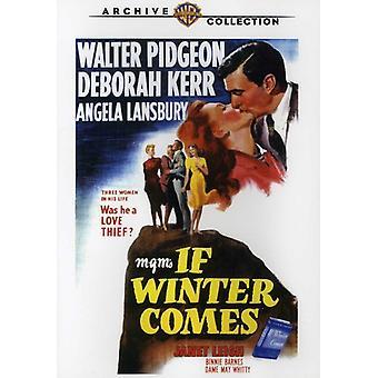 Si l'hiver arrive d'importation USA (1947) [DVD]