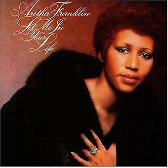 Aretha Franklin - Me deja en la importación de USA de tu vida [CD]
