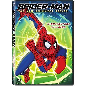 Spider-Man - Spider-Man Vol. 2-Animated serien [DVD] USA import