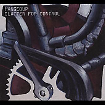 Hangedup - klapren for kontrol [CD] USA import
