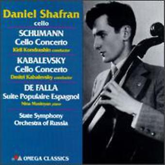 Daniel Shafran - Daniel Shafran, Cello [CD] USA import